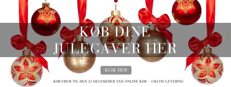 Køb julegaver online - Aarhus Butikker